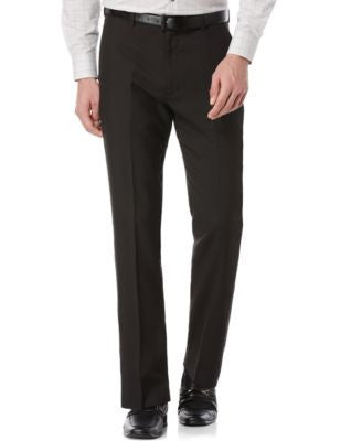Perry Ellis Micro-Check Dress Pants