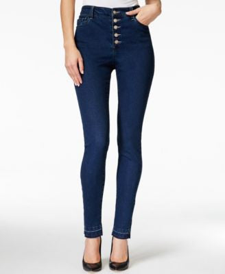 Nanette by Nanette Lepore Ludlow Skinny Ankle Flora Wash Jeans, Only at Vogily