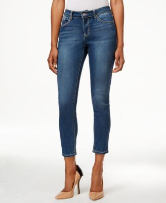 Earl Jeans Skinny Ankle Medium Blue Wash Jeans