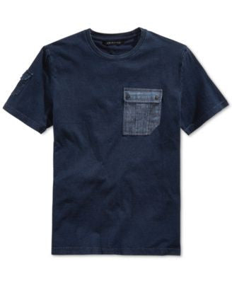 Sean John Flight Short-Sleeve Pocket T-Shirt