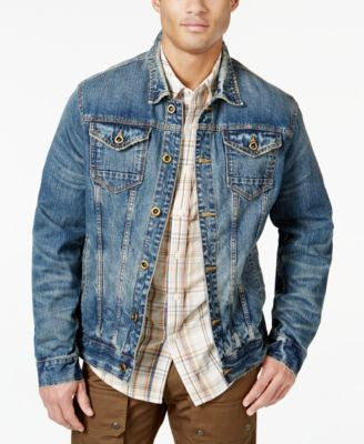 Sean John Men's Jean Jacket