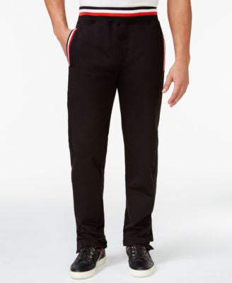Sean John Men's Taped French Terry Track Pants