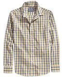 American Rag Men's Plaid Shirt