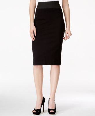 INC International Concepts High-Waist Pencil Skirt, Only at Vogily