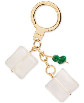 kate spade new york Break the Ice Keychain