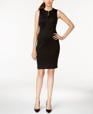 MICHAEL Michael Kors Sleeveless Sheath Dress