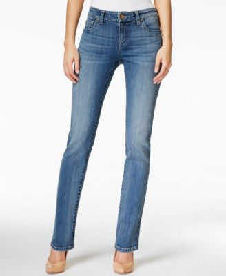 Kut From The Kloth Straight-Leg Joyful Wash Jeans