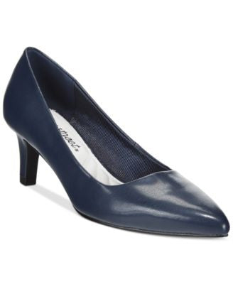 Easy Street Pointe Slip-On Pumps
