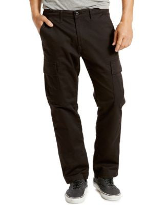 Levi's® Men's 541 Athletic-Fit Black Cargo Pants