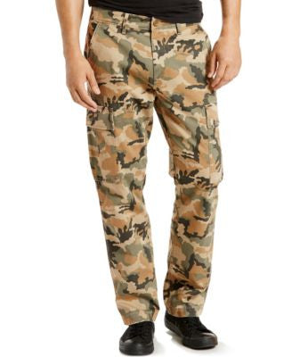 Levi's® Men's 541 Athletic-Fit Elmwood Camo Cargo Pants