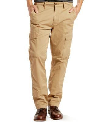 Levi's® Men's 541 Athletic-Fit Harvest Gold Cargo Pants