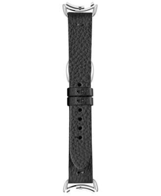 Fendi Timepieces Women's Selleria Black Leather Watch Strap S01RR17RA1S