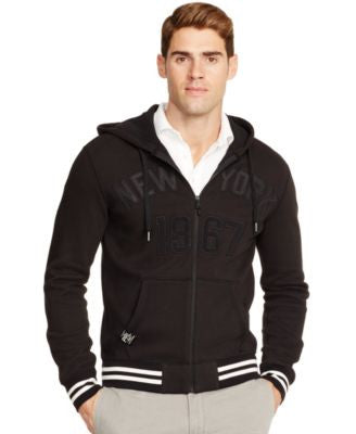 Polo Ralph Lauren Men's Embroidered Long-Sleeve Hoodie