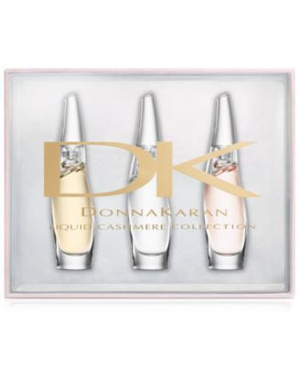 Donna Karan Liquid Cashmere Mini Trio Gift Set