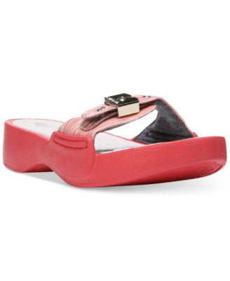 Dr. Scholl's Rock Slide-On Sandals