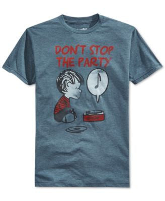 Mighty Fine Peanuts Don't Stop The Party T-Shirt