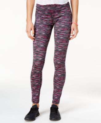 Material Girl Active Juniors' Space-Dyed Leggings, Only at Vogily