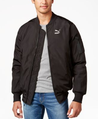 Puma Men's EVO Bomber Jacket