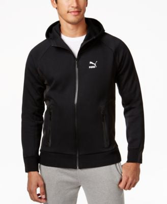 Puma Men's Graphic Full-Zip Hoodie