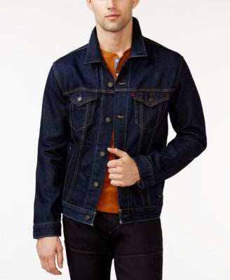 Levi's® Men's Rinse Denim Trucker Jacket