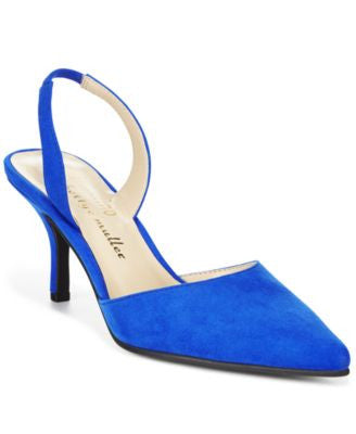 Ann Marino by Bettye Muller Adair Slingback Pumps