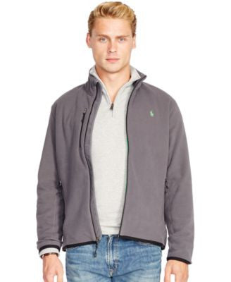 Polo Ralph Lauren Microfleece Track Jacket