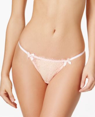 L'Agent by Agent Provocateur Grace Lace Trixie G-String Thong L112-32