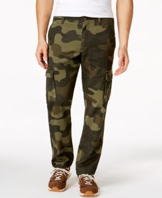 American Rag Men's Camo Cargo Pants, Only at Vogily