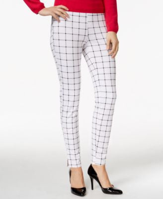 Hue Windowpane Loafer Ponte Leggings