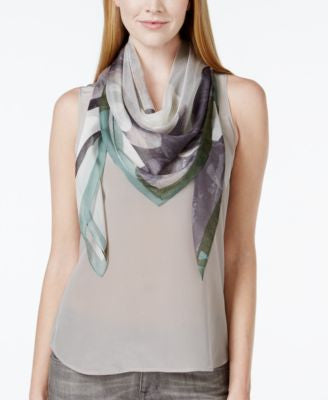 Vince Camuto Orchid Moment Scarf