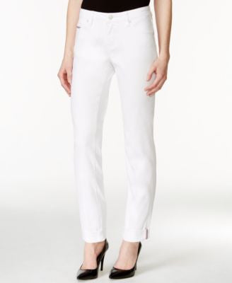 JAG Alex Boyfriend White Wash Jeans