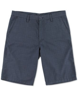 O'Neill Men's Delta Plaid Chino Shorts