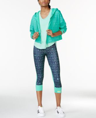 adidas Stellasport Jacket, Top & Cropped Leggings