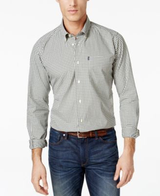 Barbour Country Gingham Button-Down Shirt