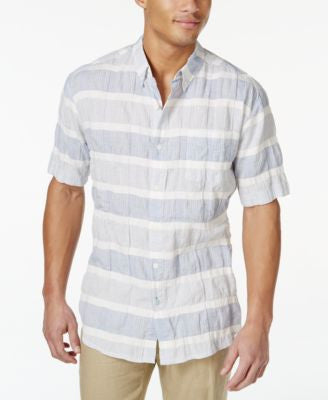 Tommy Bahama Men's Byron Bay Cruiser Short-Sleeve Shirt