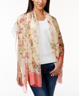 Cejon Morning Dew Floral Day Wrap