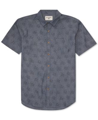 Billabong Men's Roswell Woven Button-Front Shirt