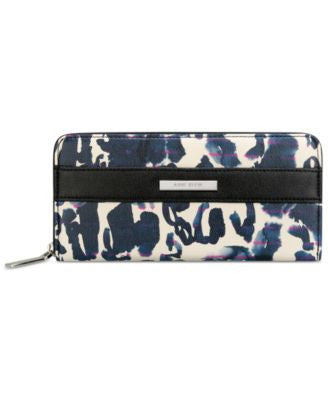 Anne Klein Time to Indulge Zip Around Wallet
