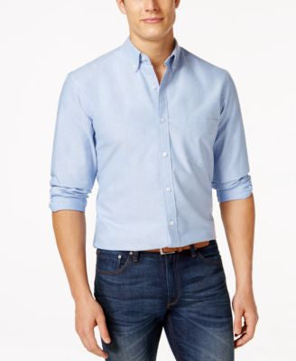 Club Room Classic Oxford Shirt, Only at Vogily