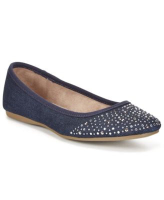 Style & Co. Angelynn Flats, only at Vogily