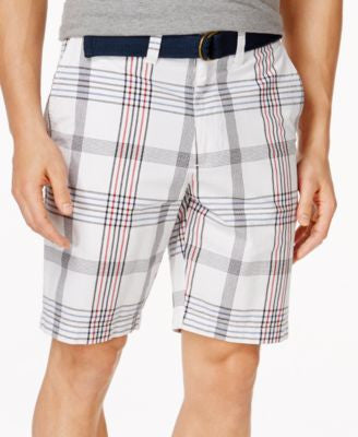 American Rag Men's Plaid Shorts