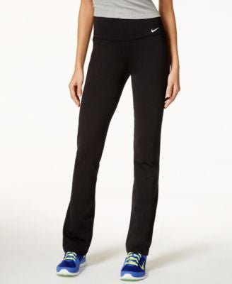 Nike Legend Dri-FIT Cotton-Blend Skinny Training Pants