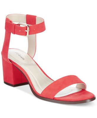 Style & Co. Mullaney Ankle-Strap Embellished Sandals, Only at Vogily
