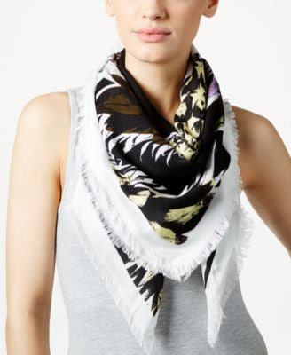 Echo Pineapple Punch Square Scarf