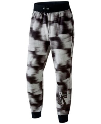 Nike Men's Air Pivot V3 Printed Joggers