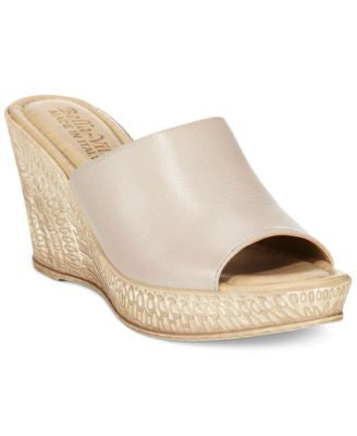 Bella Vita Mileto Wedge Mules