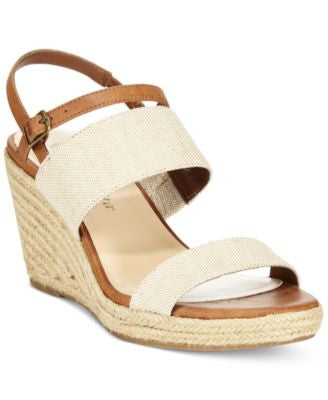 Bella Vita Grayson Wedge Sandals