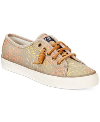 Sperry Women's Seacoast Canvas Sneakers