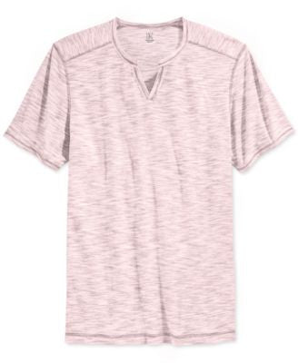 INC International Concepts Men's Frankfurt Feeder T-Shirt, Only at Vogily