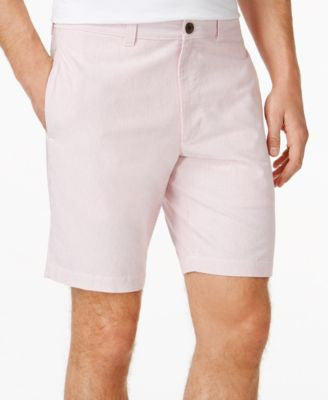 Club Room Big and Tall Pinstripe Shorts, Only at Vogily